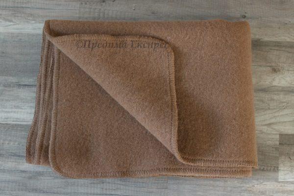 Кафяво одеяло, мерино