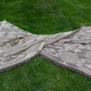 Вълнено одеяло Кристал
