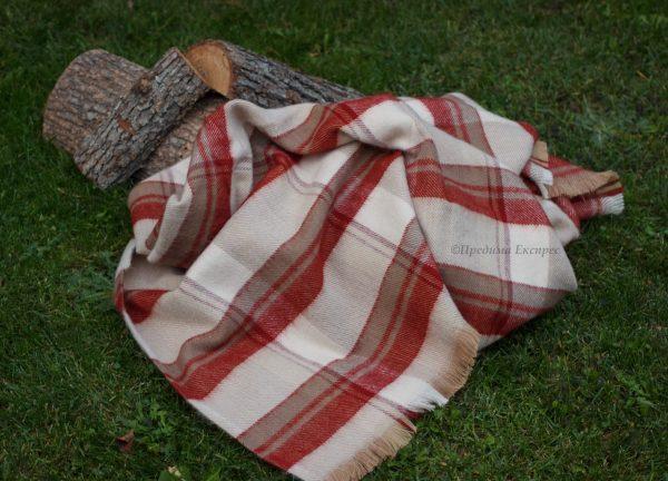 Олекотено одеяло