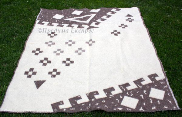 Вълнено одеяло Испанец
